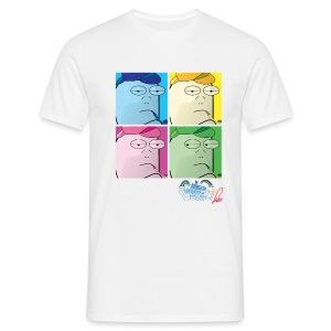 Commissario Warhol - Maglietta da uomo