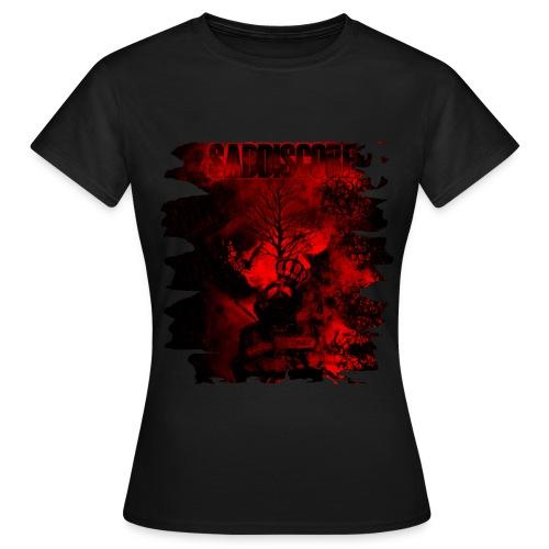 Roots Of Fear - T-Shirt (Frauen) - Frauen T-Shirt