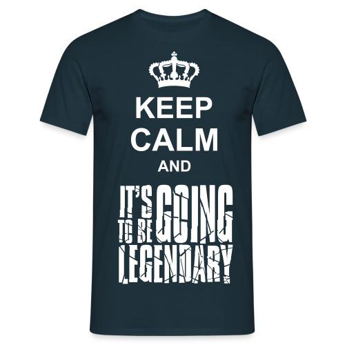Legendary! - Maglietta da uomo