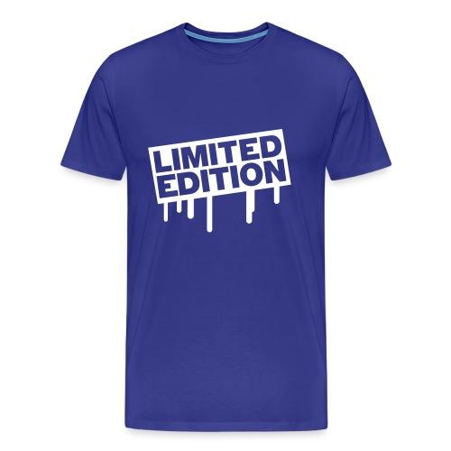 Limited Edition - Herre premium T-shirt