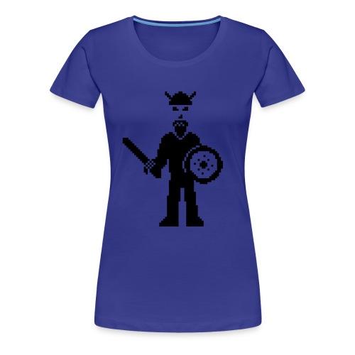 Viking Women - Women's Premium T-Shirt