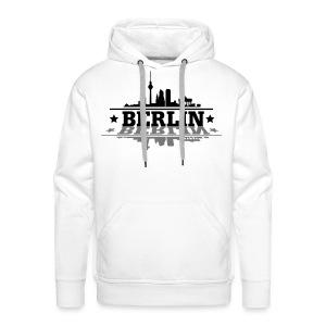 Berlin Skyline - Männer Premium Hoodie