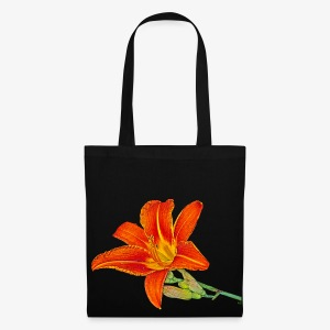 Lys orange - Tote Bag