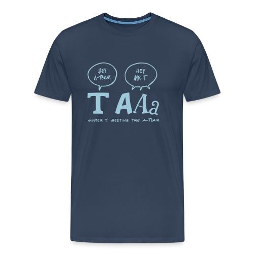 Mister T - Männer Premium T-Shirt