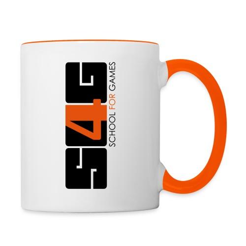 Simply S4G Tasse - Tasse zweifarbig