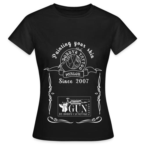 Tattoo Parlor - T-shirt dam