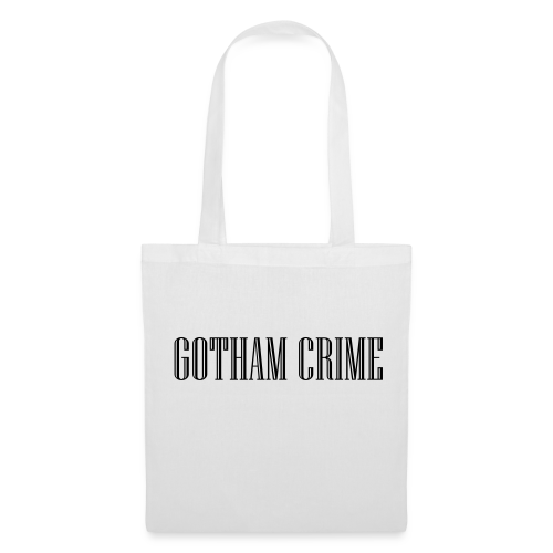 GOTHAM CRIME - Stoffbeutel