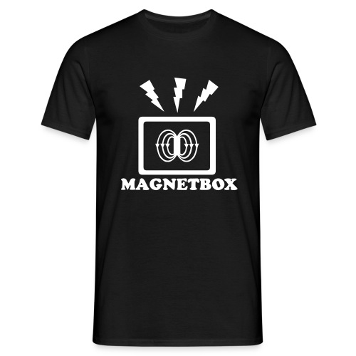 Magnetbox Classic - Männer T-Shirt
