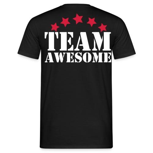 Team member - Herre-T-shirt