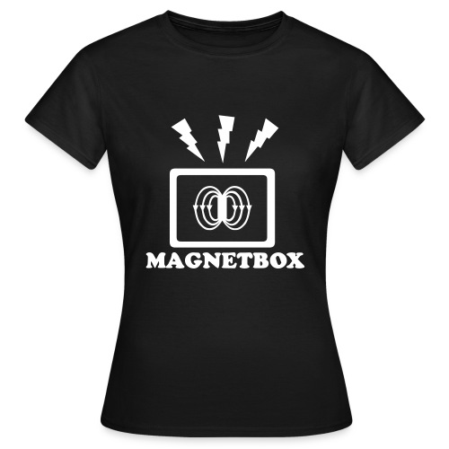 Magnetbox Classic - Frauen T-Shirt