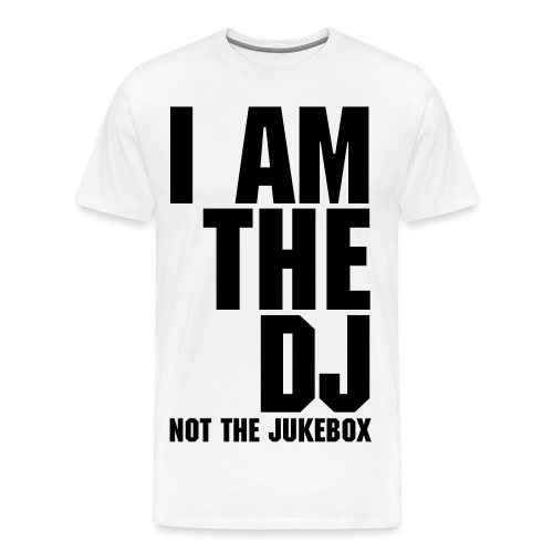 I AM DJ - Men's Premium T-Shirt