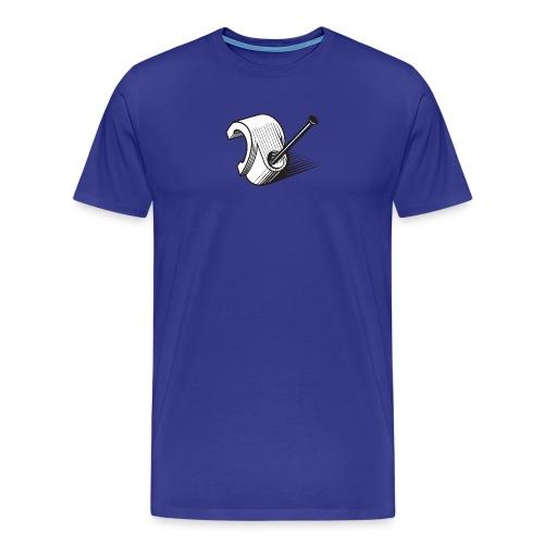 Cable Clip - Men's Premium T-Shirt