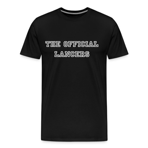 The Official Lancers T-Shirt - Men's Premium T-Shirt