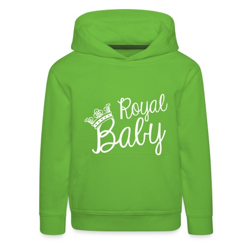 Royal Hoodie - Kids' Premium Hoodie