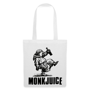MonkJuice - Tote Bag
