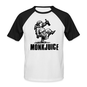MonkJuice - Men's Baseball T-Shirt