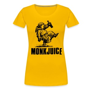 MonkJuice - Women's Premium T-Shirt