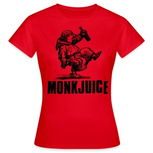 MonkJuice - Women's T-Shirt