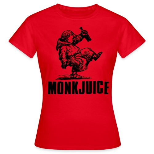 MonkJuice - Women's T-Shirt