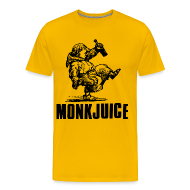 T-Shirts ~ Men's Premium T-Shirt ~ MonkJuice