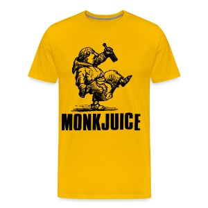MonkJuice - Men's Premium T-Shirt
