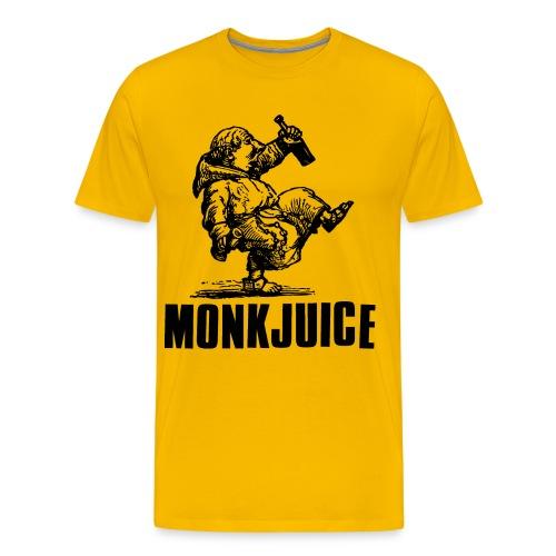 MonkJuice - Men's Premium T-Shirt