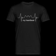 Magliette ~ Maglietta da uomo ~ Heartbeat