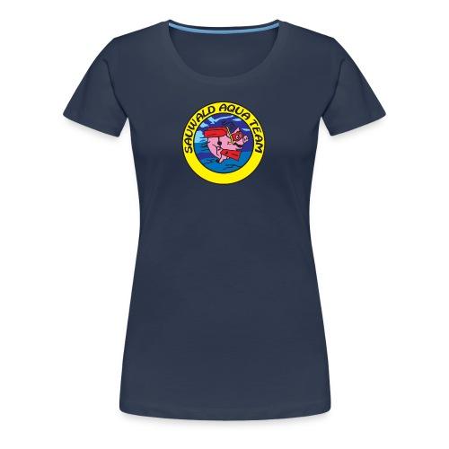 Ladies Shirt - Frauen Premium T-Shirt