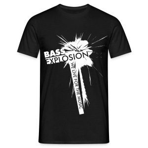 Bass Explosion - Classic Tee - Men's T-Shirt