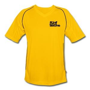 5,5 Trikot yellow - Men's Football Jersey