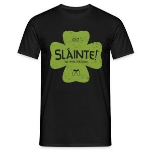 Slainte! - Guyz - Men's T-Shirt