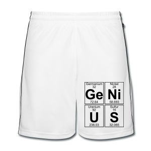 Ge-Ni-U-S (genius) - Men's Football shorts
