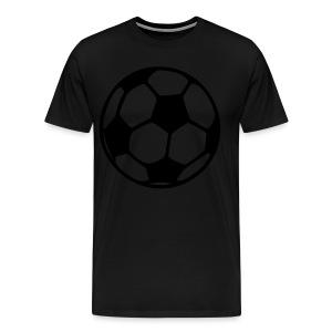 Love Football  - Men's Premium T-Shirt