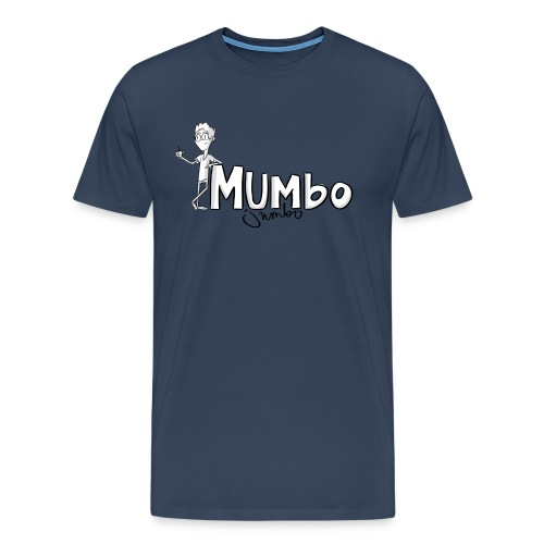 Coloured Mumbo Jumbo T-Shirt [Ioana Ruth Design] [Male] - Men's Premium T-Shirt