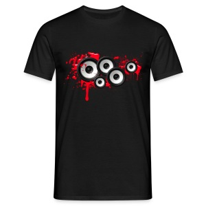 Bloody Speakers - Classic Tee - Men's T-Shirt