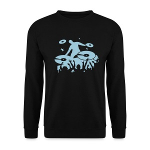 DJ Party - Sweatshirt - Men's Sweatshirt