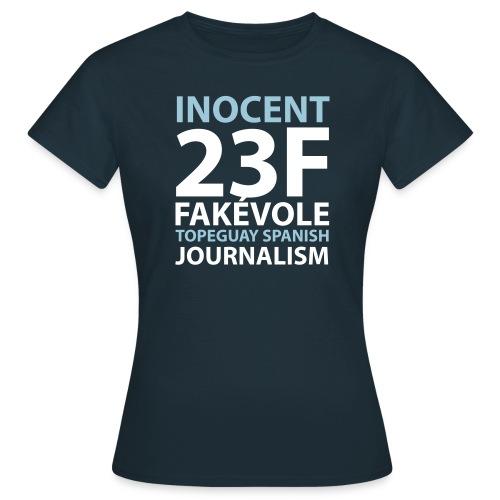 FAKÉVOLE 23F DAY INOCENTE INOCENTE - Women's T-Shirt