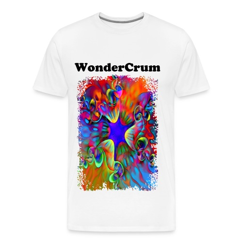 Men's Premium T-Shirt 'Mystical Flower' - Men's Premium T-Shirt