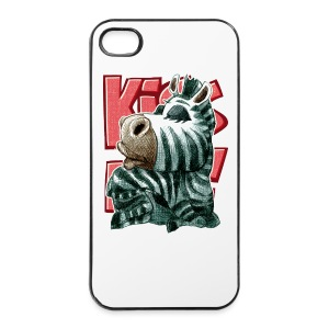kiss me! - iPhone 4/4s Hard Case