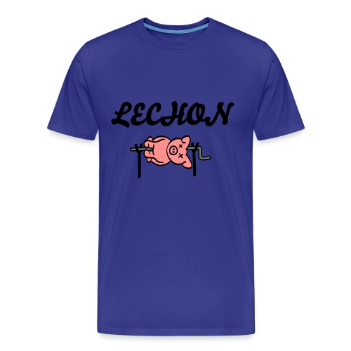 Mens Lechon Tee - Men's Premium T-Shirt