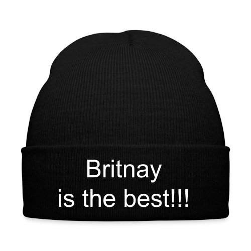 Britnay is the best - Winter Hat