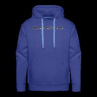 Pullover & Hoodies ~ Männer Premium Kapuzenpullover ~ Der Boennering-Pulli - Farbe wählbar