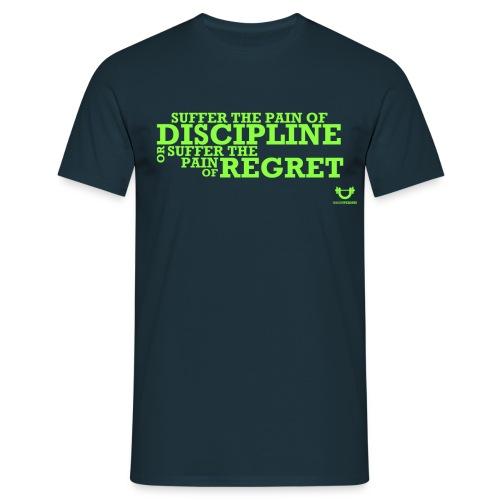 Discipline Premium Tee - Men's T-Shirt