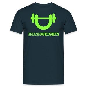 Smash Weights Premium Tee - Men's T-Shirt