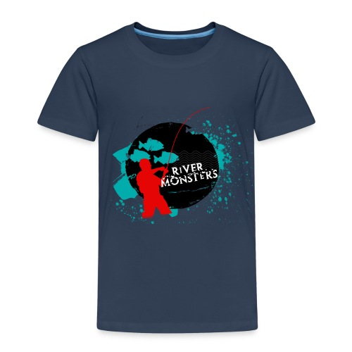Kid's River Monsters T-Shirt - Kids' Premium T-Shirt