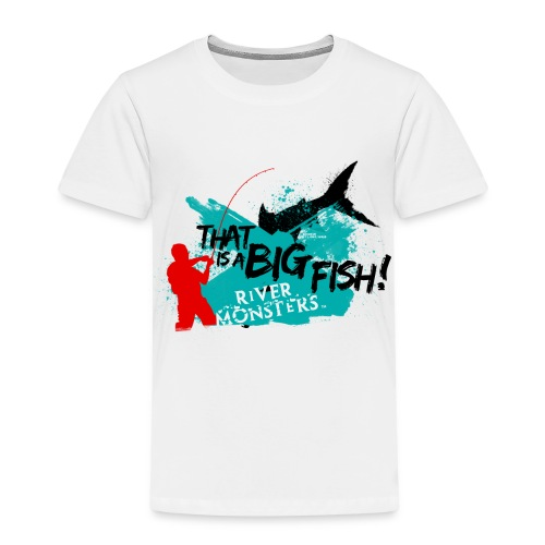 Kid's That Is A Big Fish T-Shirt - Kids' Premium T-Shirt