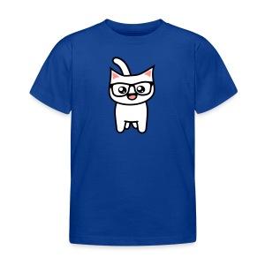 Nerd Kitteh - Kinder T-Shirt