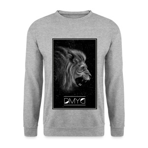 Lion - Born to draw - Sweat-shirt Homme