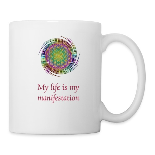 Manifestation cup - Drink and visualize! - Mug
