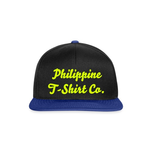 Philippine T-Shirt Co Snapback - Snapback Cap